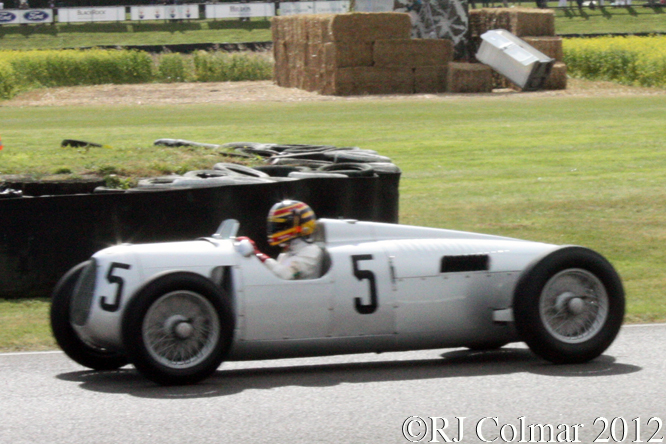 Auto Union C-Type, Goodwood Revival