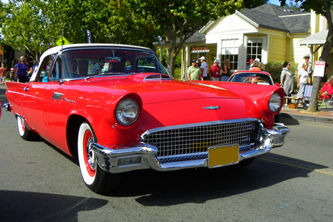 Ford Thunderbird, Danville Concours d'Elegance