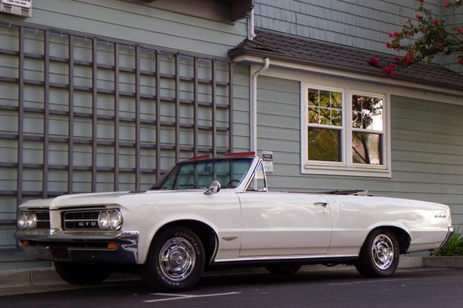 Pontiac Tempest LeMans GTO, Danville Concours d'Elegance