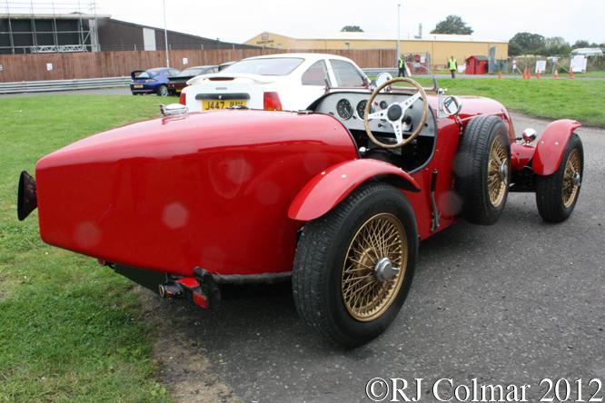 Lenham ALFA Romeo, Rare Breeds, Haynes International Motor Museum