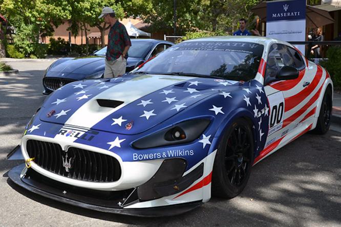 Maserati GranTurismo MC, Danville Concours d'Elegance