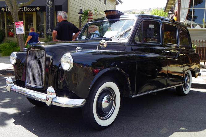 Austin FX4D, Danville Concours d' Elegance