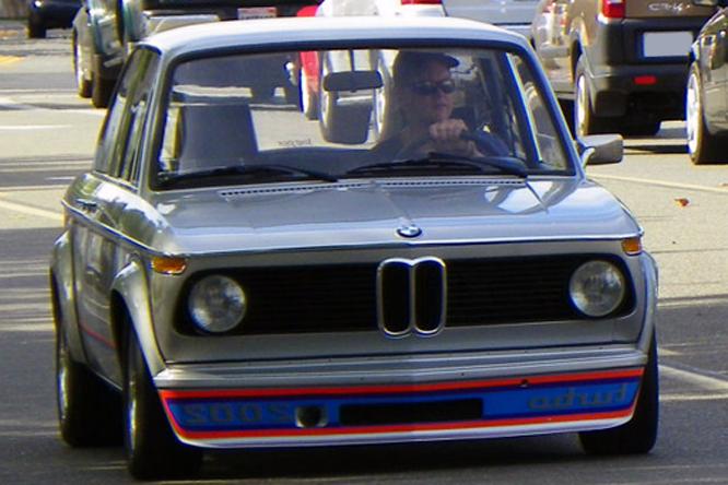 BMW 2002 Turbo, Danville Concours d' Elegance