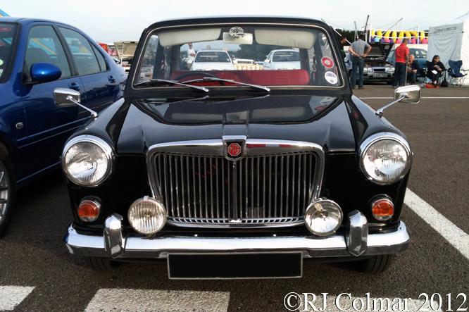 MG 1300 Mk II, Silverstone Classic