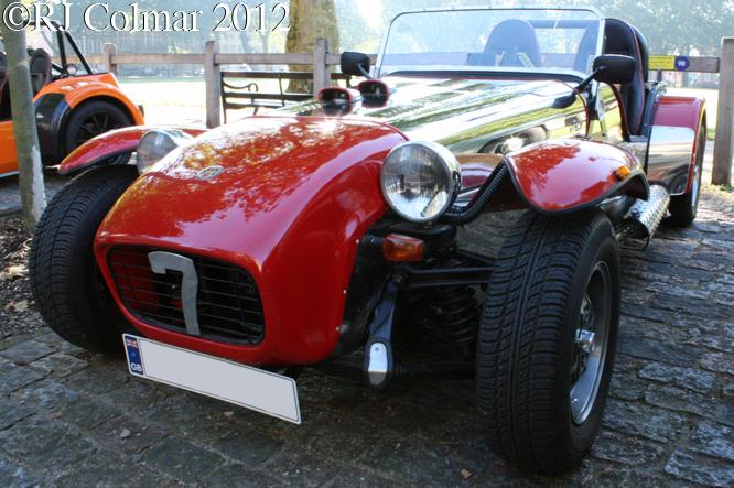 Robin Hood S7, Avenue Drivers Club, Bristol