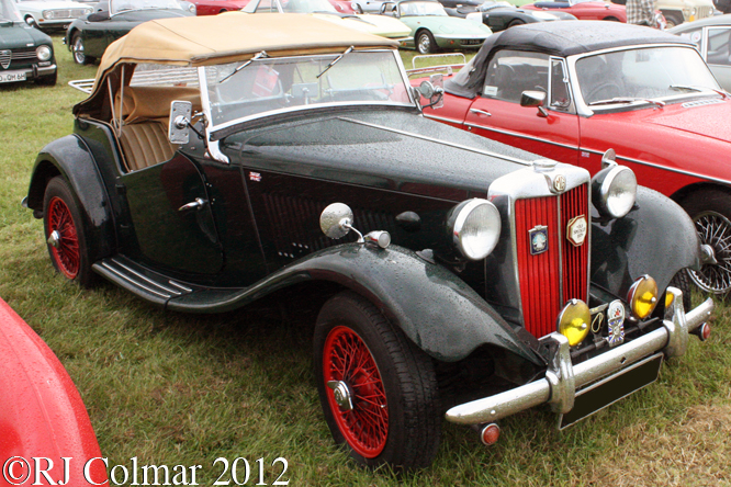MG TD, Goodwood Revival
