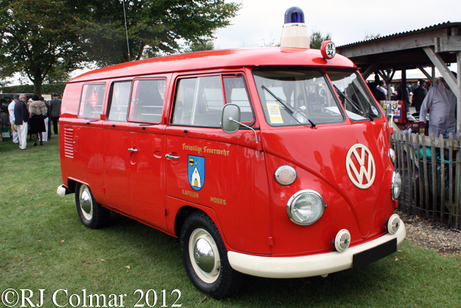 VW Type 2 Transporter, Goodwood Revival