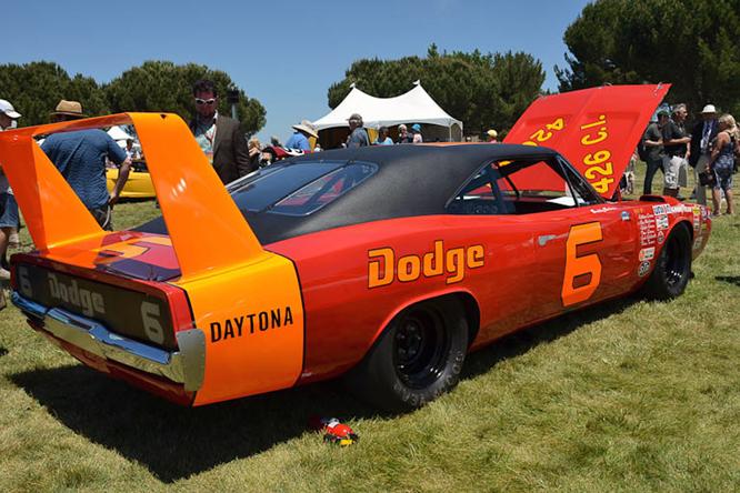 Dodge Charger Daytona, Marin Sanoma Concours d'Elegance