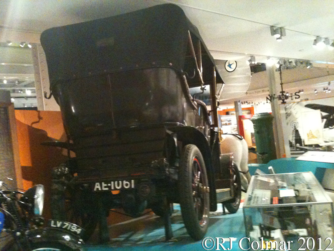 Bristol 16/20 Type T Tourer, M Shed, Bristol