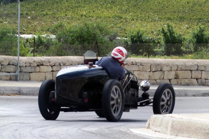 Bugatti Type 35 R, Mdina Grand Prix, Malta