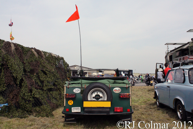 Trabant Tramp, Summer Classics, Easter Compton