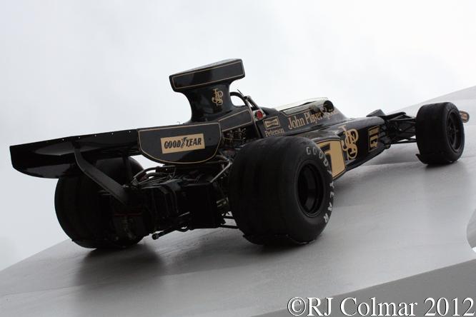 Lotus 72 E, Goodwood Festival of Speed