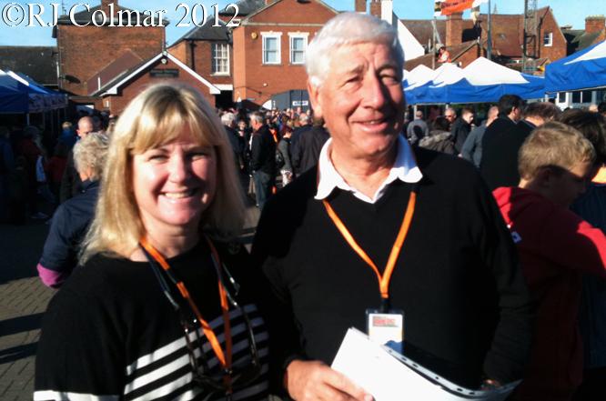Howden Ganley, BRM Day, Bourne, Lincolnshire