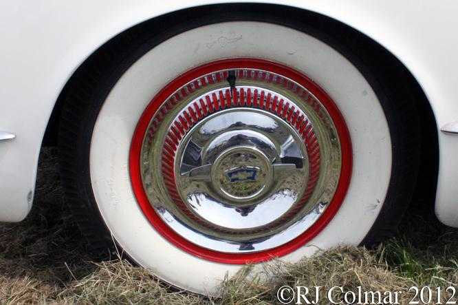 Chevrolet Corvette C1, Summer Classics, Easter Compton