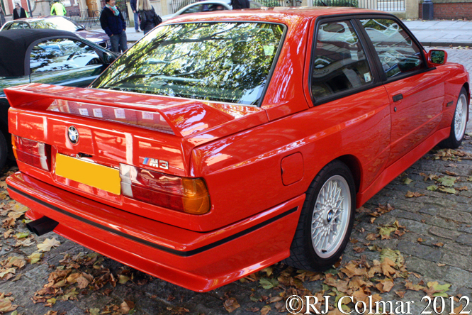 BMW M3, Avenue Drivers Club, Bristol