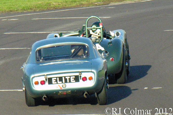 """FisCar """"50's Inter Marque, Autumn Classic, Castle Combe"""