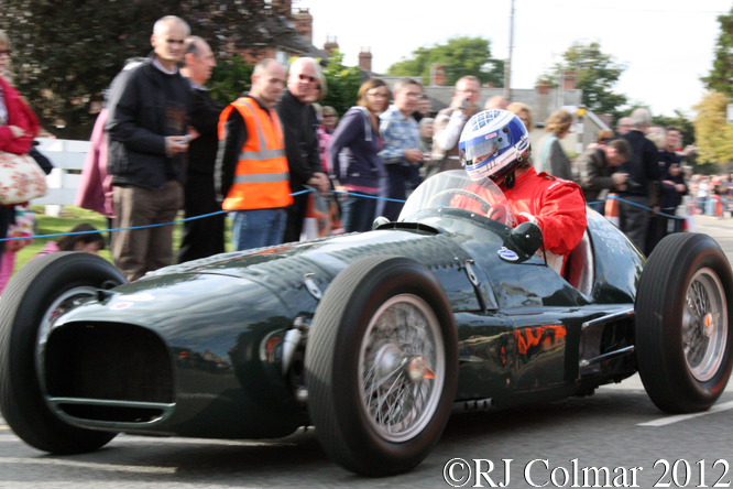 BRM P30 Mark II, BRM Day, Bourne, Lincolnshire