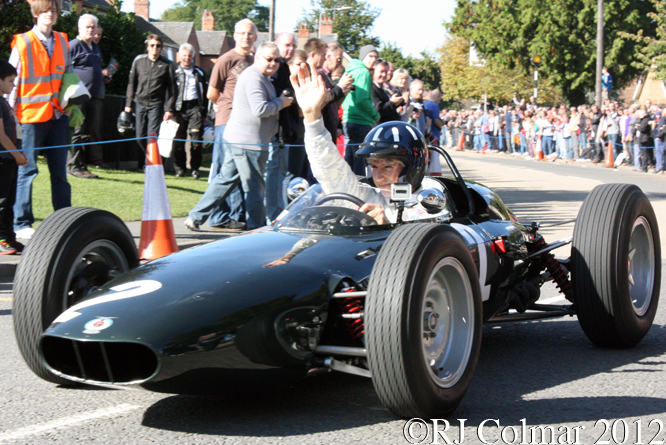 BRM P578, BRM Day, Bourne, Lincolnshire