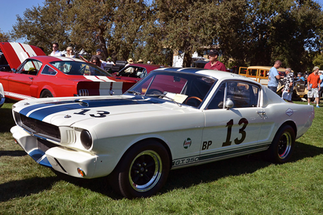 Shelby GT.350, Niello Serrano Concours d'Elegance