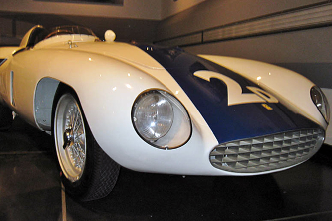 Ferrari 750 Monza, Peterson Museum, Los Angeles