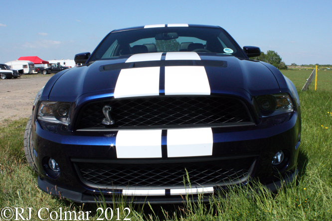 Ford Mustang Shelby GT 500, Shakespeare County Raceway