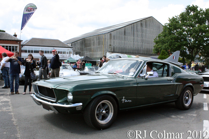 Ford Mustang Fastback, Brooklands Double Twelve