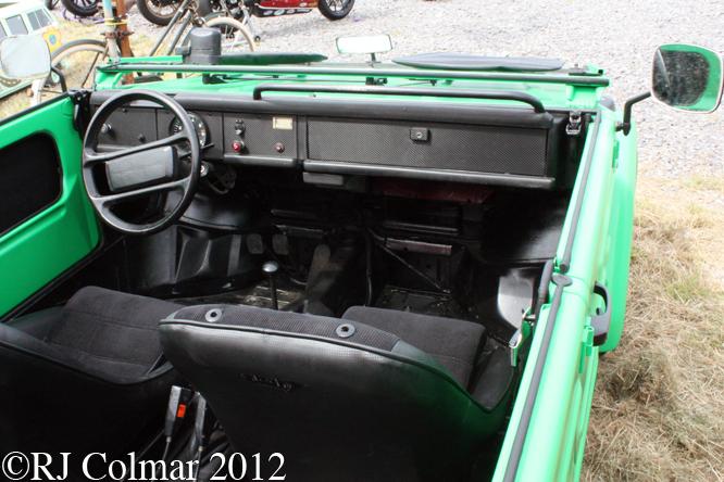 Volkswagen Type 181, Summer Classics, Easter Compton
