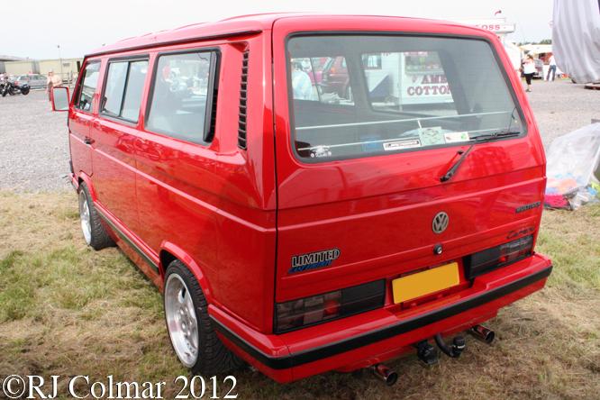 Volkswagen Type 2 (T3), Summer Classics, Easter Compton