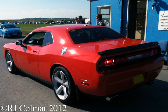 Dodge Challenger SRT 8, Shakespeare County Raceway