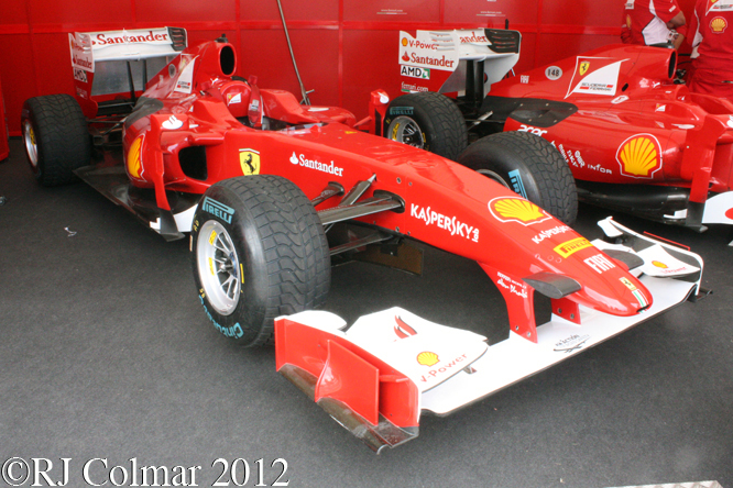 Ferrari F60, Goodwood Festival of Speed