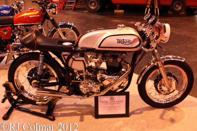 Triton 750, The Classic Motor Show, NEC, Birmingham
