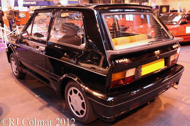 Yugo 65AGLX, The Classic Motor Show, NEC, Birmingham