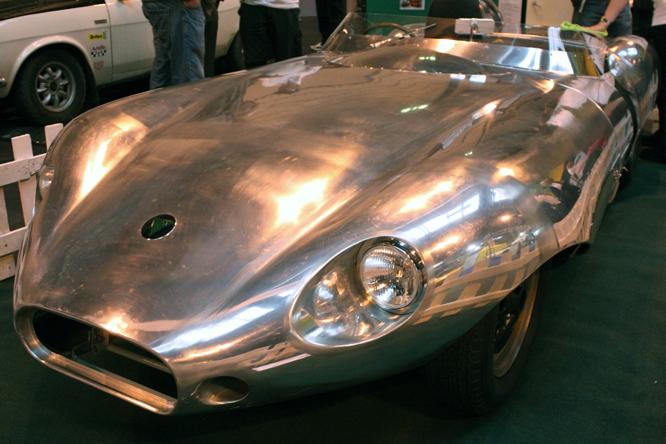 Elva MK III, The Classic Motor Show, NEC, Birmingham