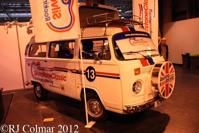 Volkswagen Type 2 (T2c), The Classic Motor Show, NEC, Birmingham