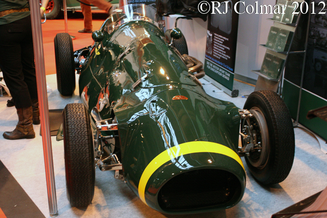 Connaught A Type, The Classic Motor Show, NEC, Birmingham