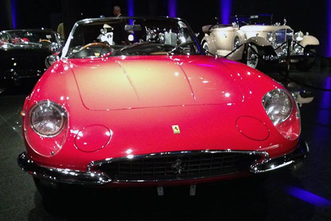 Ferrari 365 California, Danville Concours d'Elegance