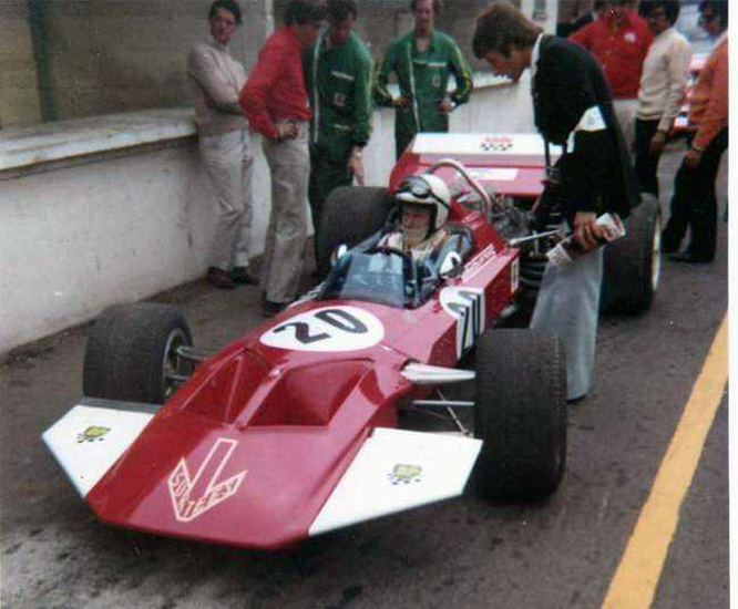 Surtees TS7, British Grand Prix, Silverstone