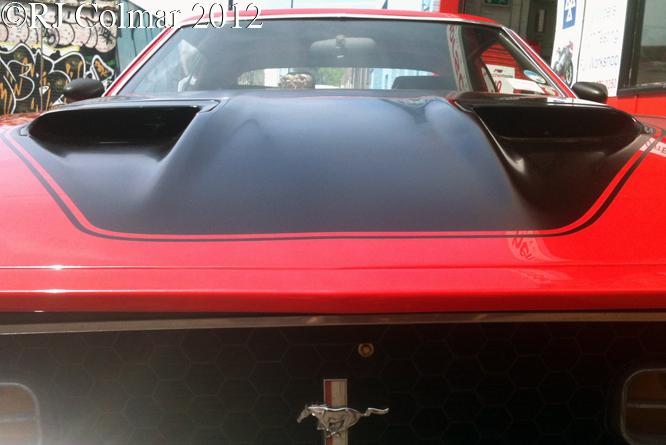 Ford Mustang Hardtop, Bristol