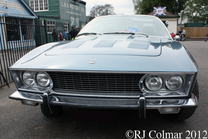 Monteverdi High Speed 375L, Auto Italia, Brooklands
