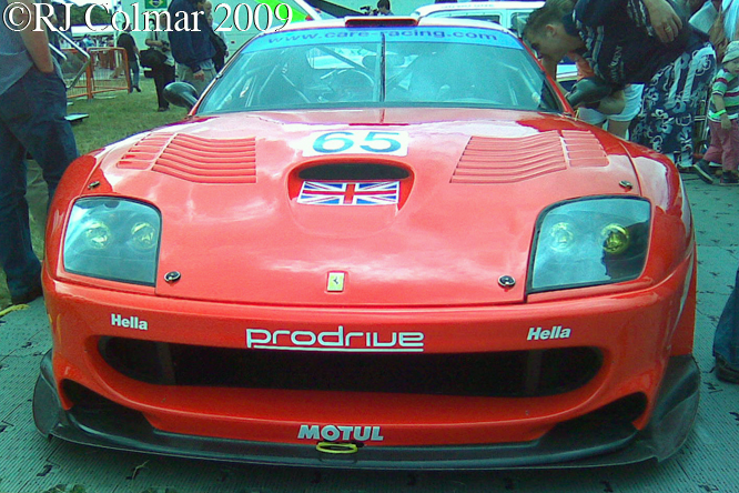 Ferrari 550 Maranello GTS, Goodwood Festival of Speed