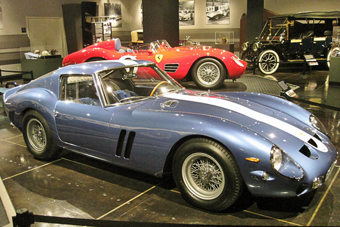 Ferrari 250 GTO, Petersen Automotive Museum
