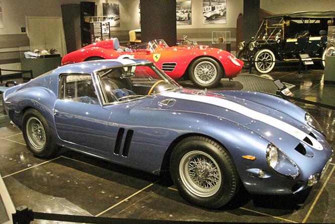Ferrari 250 GTO, Petersen Automotive Museum