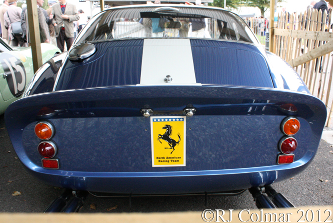 Ferrari 250 GTO, Goodwood Revival
