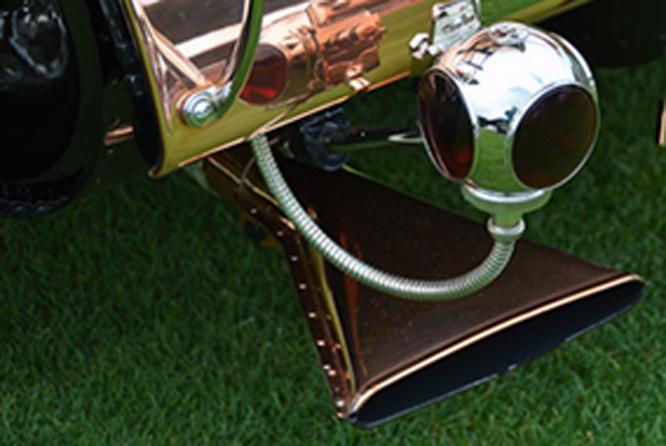 Rolls Royce Brockman 40/50, Hillsborough Concours d'Elegance