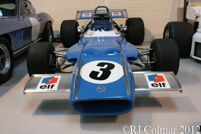 Matra Ford MS80, Hall & Hall, Bourne, Lincs