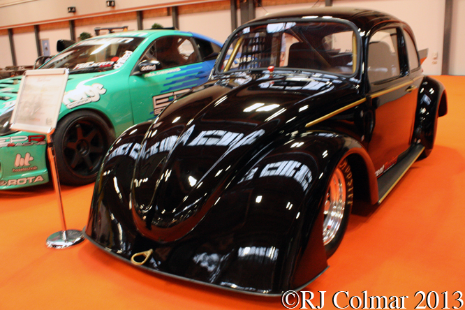 Black Current, Autosport International, NEC, Birmingham