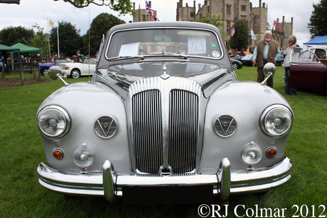 Daimler Majestic Major, Classics at the Castle, Sherbourne