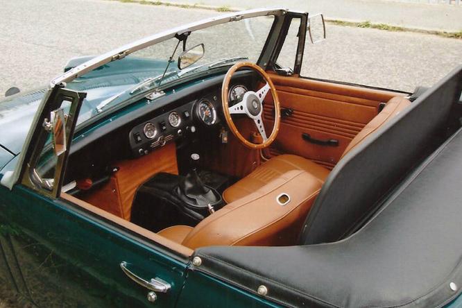 MG Midget 1500, Essex
