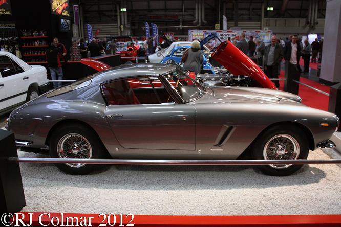 Ferrari 250 GT SWB, Classic Motor Show, NEC, Birmingham