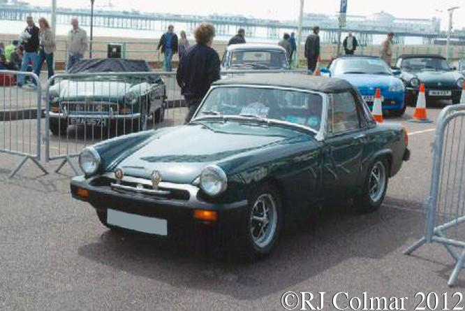 MG Midget 1500, Regency Run Brighton